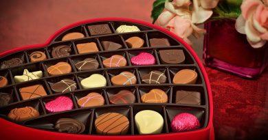 Chocolate para um dia doce